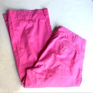 Lily Pulitzer Pink Pants